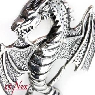 Privjesak/ ogrlica ETNOX - Big Dragon, ETNOX