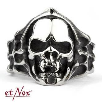 Prsten ETNOX - Mummy Skull, ETNOX