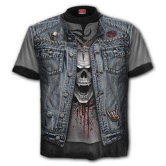 Muška majica - THRASH METAL - SPIRAL, SPIRAL