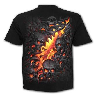 Muška majica - SKULL LAVA - SPIRAL, SPIRAL