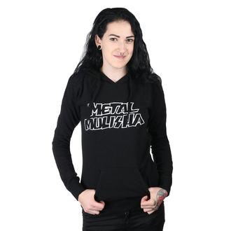 mikina dámská METAL MULISHA - SQUAD PO BLK, METAL MULISHA