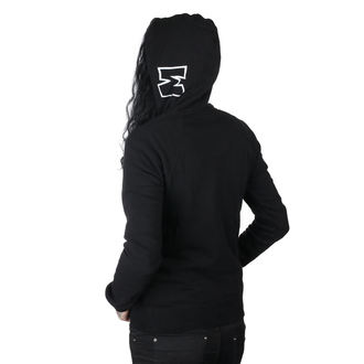 Ženska majica s kapuljačom - SQUAD PO BLK - METAL MULISHA, METAL MULISHA