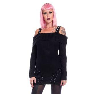 Ženski džemper Vixxsin - JENNY - CRNA, VIXXSIN
