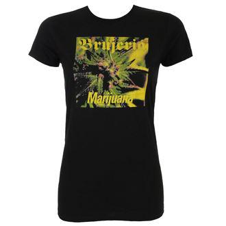 Majica metal ženska Brujeria - MARIJUANA - Just Say Rock