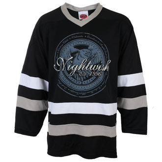 Majica metal muška Nightwish - SOVA- LOGO 96 BLK / WHT - Just Say Rock, Just Say Rock, Nightwish