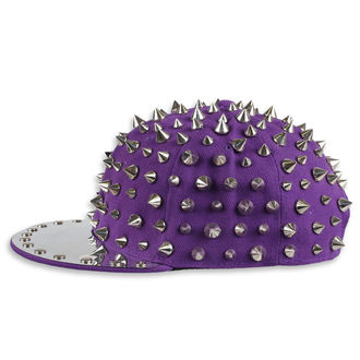 Kapa Cupcake Cult - FULL SPIKE - PURPLE / SREBRO, CUPCAKE CULT