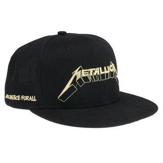 Kapa Metallica - Justice Glow - Crna, NNM, Metallica