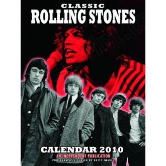 kalendar za godinu 2010, Rolling Stones