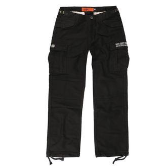 Muške hlače WEST COAST CHOPPERS - M-65 CARGO PANTS - Vintage crna, West Coast Choppers
