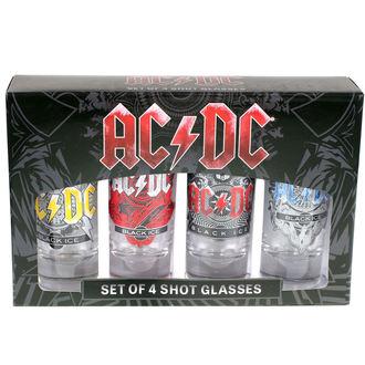 Set čaša za alkoholna pića AC / DC, AC-DC