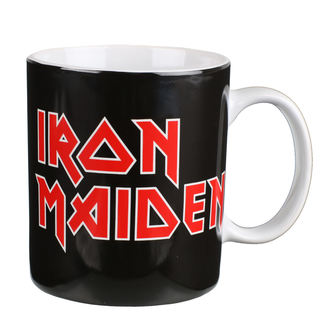 Šalica Iron Maiden - Logo, Iron Maiden