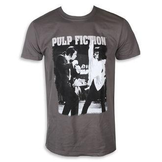 Filmska muška majica Pulp Fiction - DANCING - PLASTIC HEAD, PLASTIC HEAD