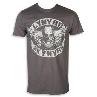 Muška metal majica Lynyrd Skynyrd - BIKER PATCH - PLASTIC HEAD, PLASTIC HEAD, Lynyrd Skynyrd