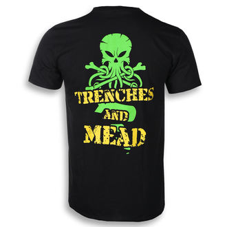Muška metal majica Alestorm - TRENCHES AND MEAD - PLASTIC HEAD, PLASTIC HEAD, Alestorm