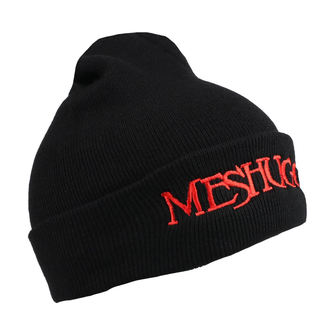 Kapa MESHUGGAH - RED LOGO - PLASTIC HEAD, PLASTIC HEAD, Meshuggah