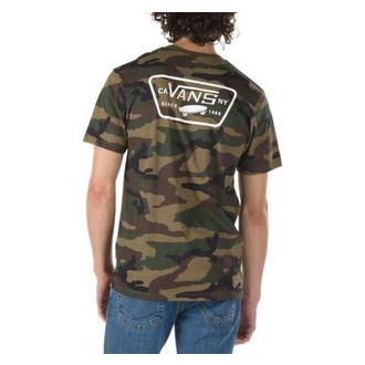 Muška ulična majica - FULL PATCH BACK S - VANS, VANS