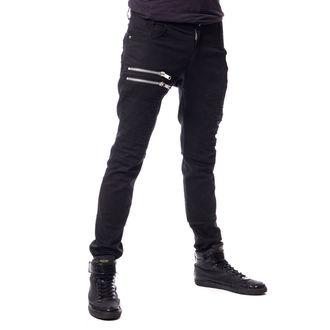 Muške hlače Vixxsin - LANCE - Crne