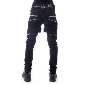 Muške hlače VIXXSIN - LAST RESORT - CRNA, VIXXSIN