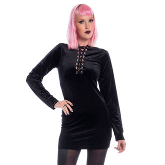 Ženska haljina CHEMICAL BLACK - LEAH - BLACK, CHEMICAL BLACK