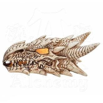 Ukras ALCHEMY GOTHIC - LED Dragon Skull, ALCHEMY GOTHIC