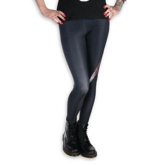 Ženske hlače (tajice) PAMELA MANN - Metallica - Death Magnet MET1006 - 'M' - Black / smeđ, PAMELA MANN, Metallica