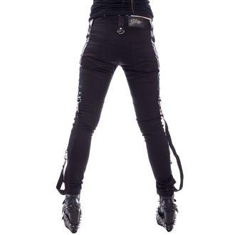 Ženske hlače Vixxsin - LEVANT - CRNA, VIXXSIN