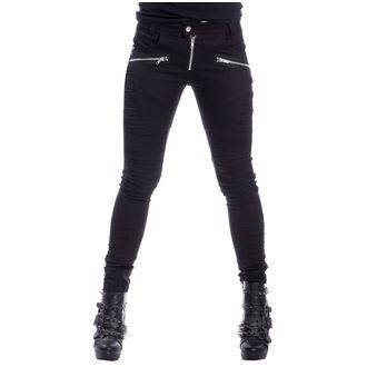 Ženske hlače Vixxsin - LITA - CRNE, VIXXSIN