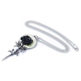 Ogrlica s privjeskom ALCHEMY GOTHIC - Luna Rose, ALCHEMY GOTHIC