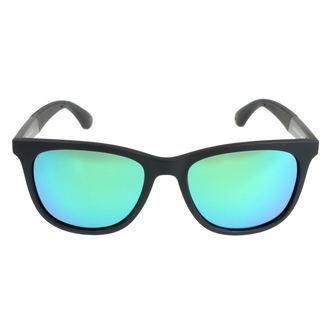 Sunčane naočale MEATFLY - CLUTCH D 4/17/55 - BLACK, MEATFLY