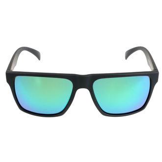 Sunčane naočale MEATFLY - OKIDAČ D 4/17/55 - BLACK GREEN, MEATFLY