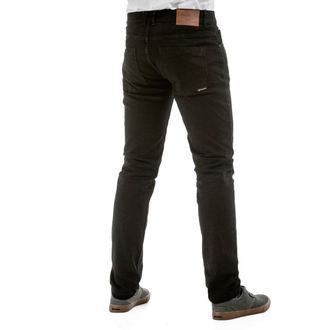 Muške hlače (traperice) MEATFLY - Riot 2 - 1/7/55,  A  - Crne, MEATFLY
