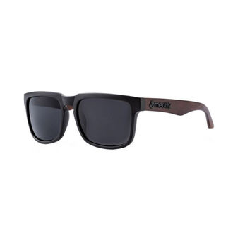 Sunčane naočale MEATFLY - MEMPHIS - D - 4/17/55 - Black Drvo, MEATFLY