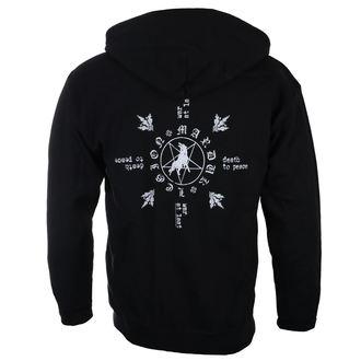Majica s kapuljačom muška Marduk - FRONTSCHVVE IN SHIELD - RAZAMATAZ, RAZAMATAZ, Marduk
