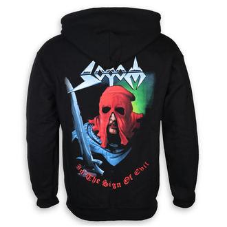Muška majica s kapuljačom Sodom - IN THE SIGN OF EVIL - PLASTIC HEAD, PLASTIC HEAD, Sodom