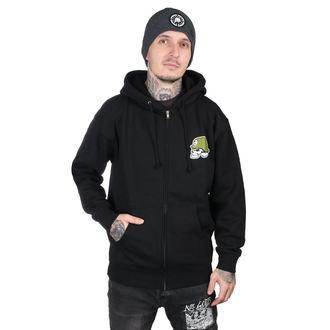 Muška majica s kapuljačom - IKON BLK - METAL MULISHA, METAL MULISHA