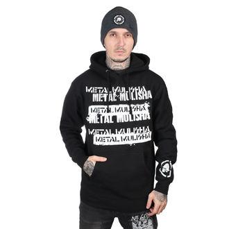 Muška majica s kapuljačom  - SANDUK BLK - METAL MULISHA, METAL MULISHA