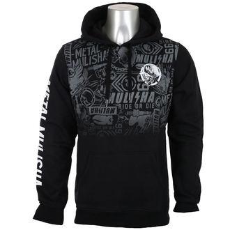 Majica s kapuljačom muška - LINK - METAL MULISHA, METAL MULISHA