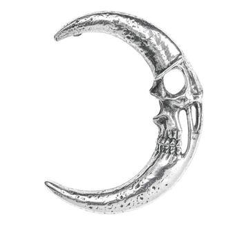 Naušnica za uho ALCHEMY GOTHIC - Moonskull, ALCHEMY GOTHIC