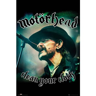 Poster Motörhead - GB posters, GB posters, Motörhead