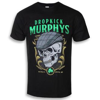Muška metal majica Dropkick Murphys - Skelly Skull - KINGS ROAD, KINGS ROAD, Dropkick Murphys