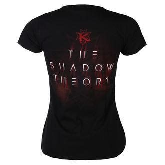 Ženska metal majica Kamelot - The Shadow Theory - NAPALM RECORDS, NAPALM RECORDS, Kamelot