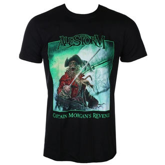 Muška metal majica Alestorm - Captain Morgan`s Revenge – 10th Anniversary Editio - NAPALM RECORDS, NAPALM RECORDS, Alestorm