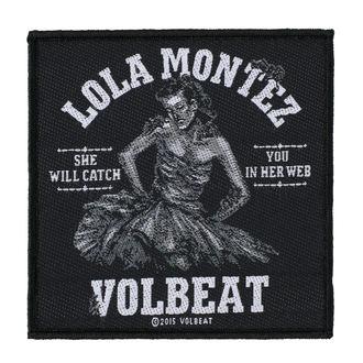 Zakrpa VOLBEAT - LOLA MONTEZ - RAZAMATAZ, RAZAMATAZ, Volbeat