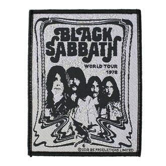 Zakrpa BLACK SABBATH - BAND - RAZAMATAZ, RAZAMATAZ, Black Sabbath