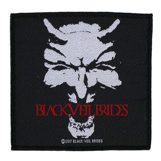 Zakrpa BLACK VEIL BRIDES - DEVIL - RAZAMATAZ, RAZAMATAZ, Black Veil Brides