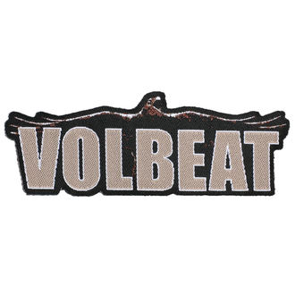Zakrpa VOLBEAT - RAVEN LOGO CUT OUT - RAZAMATAZ, RAZAMATAZ, Volbeat