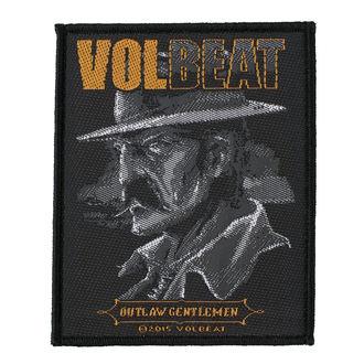 Zakrpa VOLBEAT - OUTLAW GENTLEMEN - RAZAMATAZ, RAZAMATAZ, Volbeat
