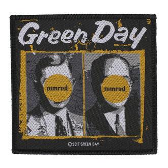 Zakrpa Green Day - Nimrod - RAZAMATAZ, RAZAMATAZ, Green Day