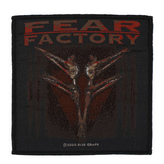 Zakrpa Fear Factory - Archetype - RAZAMATAZ, RAZAMATAZ, Fear Factory