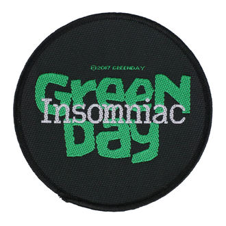 Zakrpa Green Day - Insomniac - RAZAMATAZ, RAZAMATAZ, Green Day